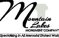 Mountain Lakes Monuments